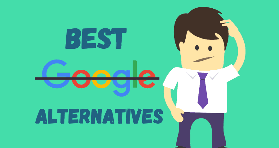 Perfect Google's Alternative Search Engines for you