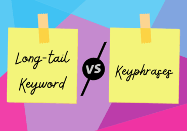 Difference between Keyphrase and Long tail keyword