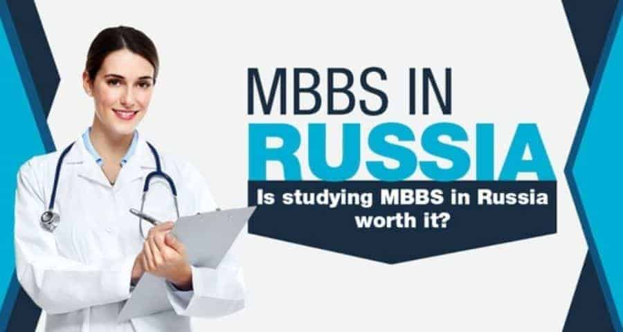 Various Reasons to Choose Study MBBS in Russia