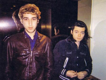 Daft Punk Real Face Without Helmets