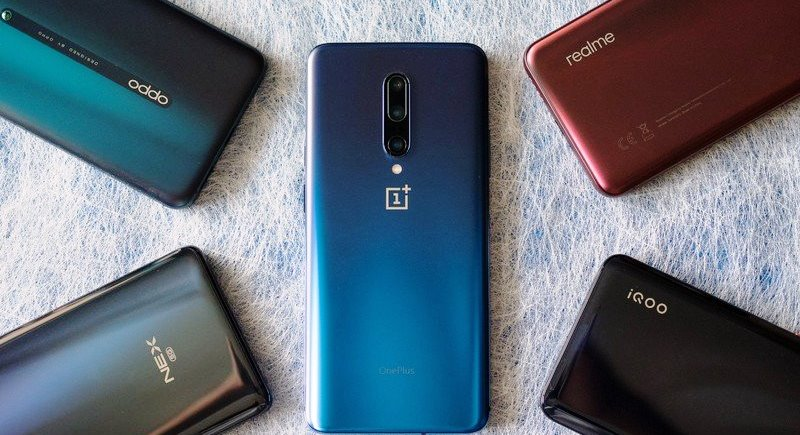 Who is the owner of Vivo Oppo Realme Oneplus? Company Name?